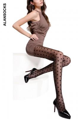 A1203- Collant Moda con fantasie 30 den