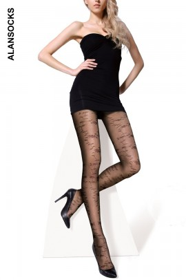 M0253- Collants moda avec dessins 20D
