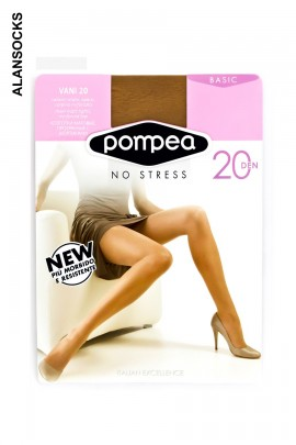 Collant Pompea no stress vani 20D