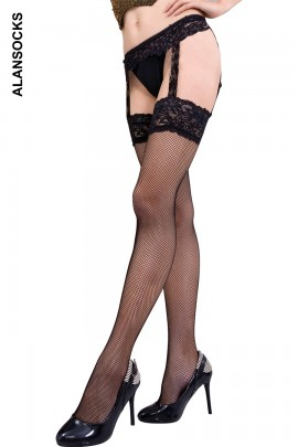HD900- Classic Stockings with lace