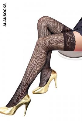 HD902- Fishnet stockings