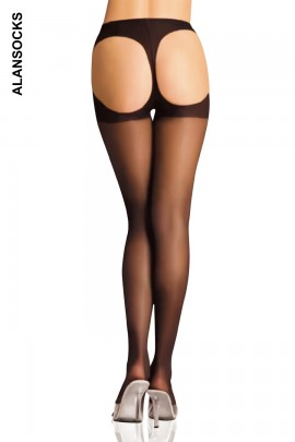2010- Classic veiled tights 20 Den