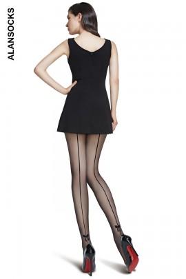 A4195- Collant Moda con fantasie 20 den