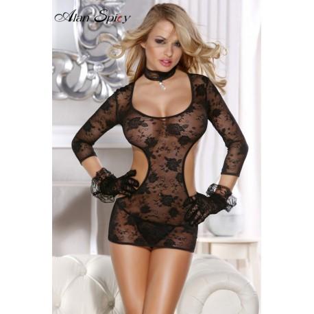 71082- Sexy babydoll dress