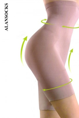 3737- Modelling and containing microfiber shorts
