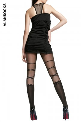 A5543- Fashion tights 40D