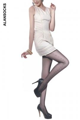 B1008- Collant Moda con fantasie 20D