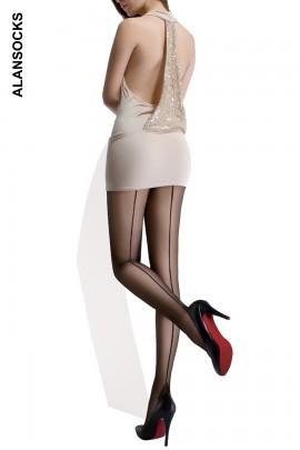 A6135- Fashion tights 20D