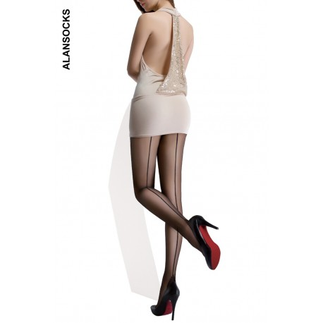 A6135- Fashion tights 20D