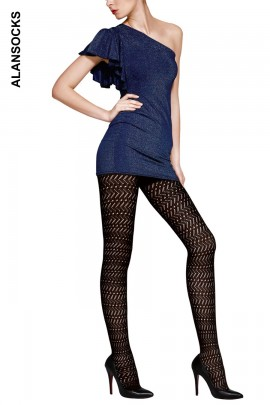 A9026- Fishnet tights 200D