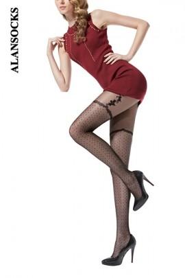A6158- Fashion tights 20D