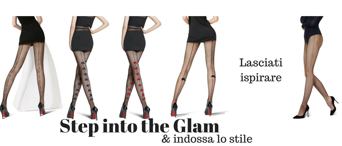 Step into the glam